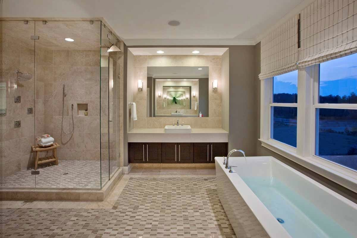 Ashton Woods Homes Braemore bathroom