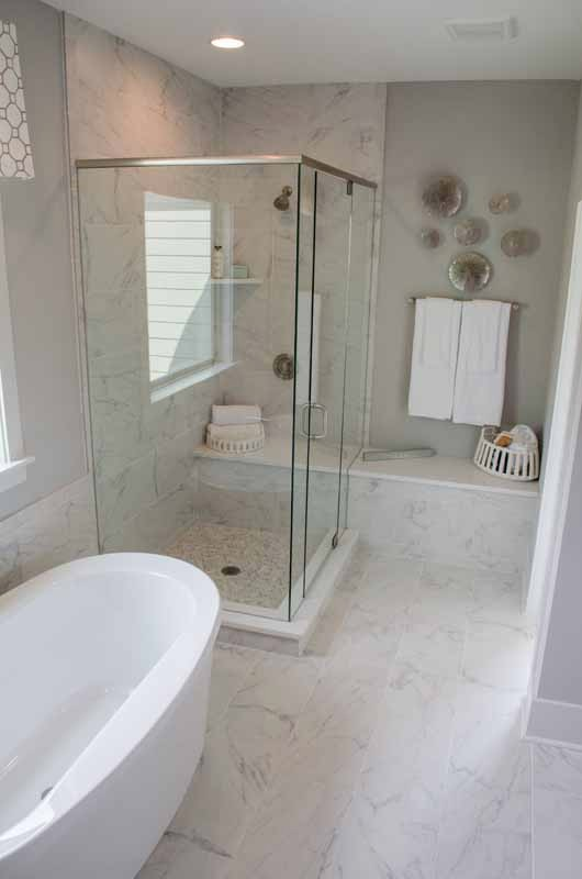 Fielding Homes at Paddlers Cove bathroom