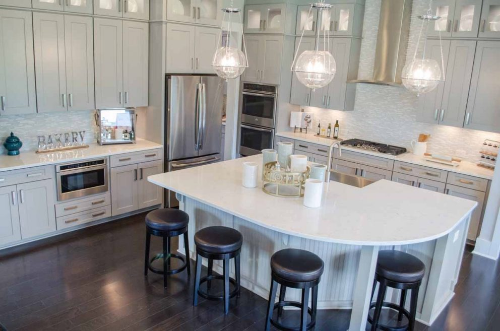 Fielding Homes at Paddlers Cove kitchen