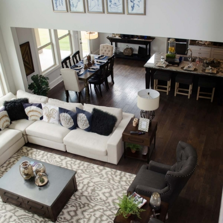 Magnolia Park Flooring Project